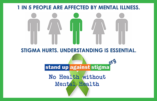Stand Up Against Stigma United Way Fox Cities