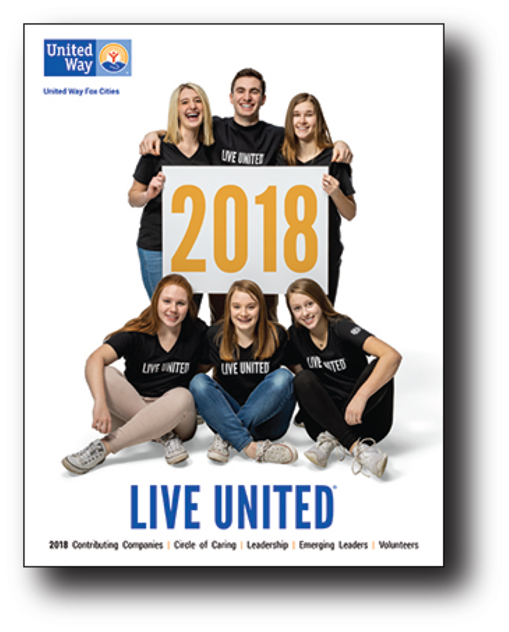 2018 Annual Report List Cover
